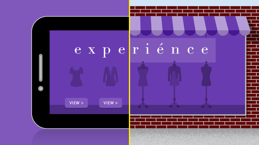 Flagship Retail Store Experiential Marketing